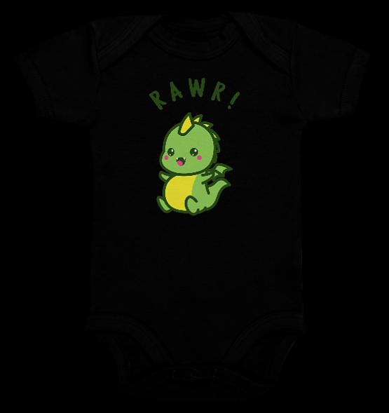 Rawr! – Baby Body Strampler