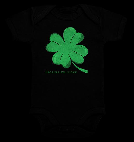 Glückskind – Baby Body Strampler
