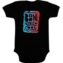 Born to be cool – Baby Body Strampler