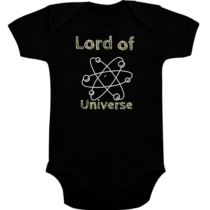 Lord of Universe – Baby Body Strampler