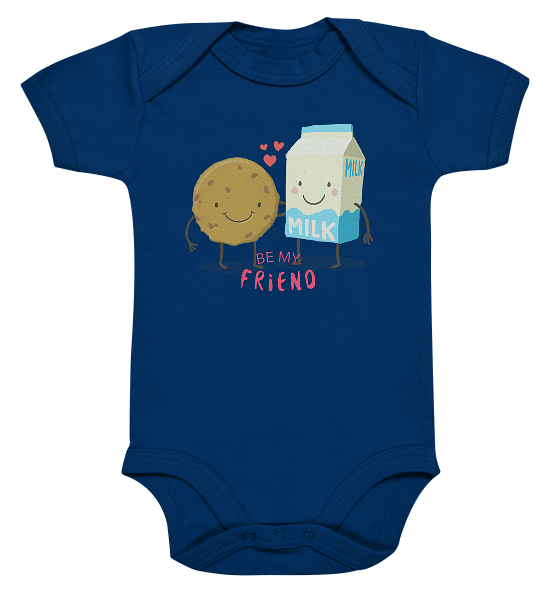 Be my friend – Baby Body Strampler