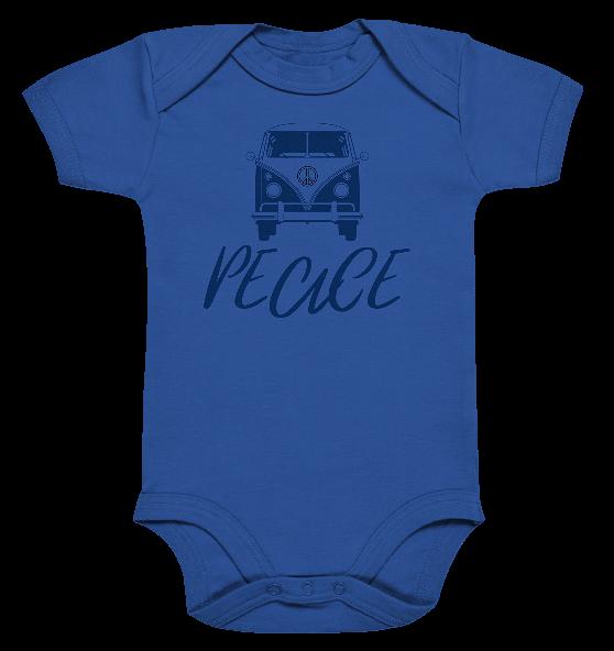 Peace – Baby Body Strampler