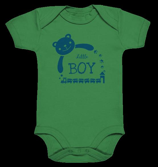Little Boy - Baby Body Strampler