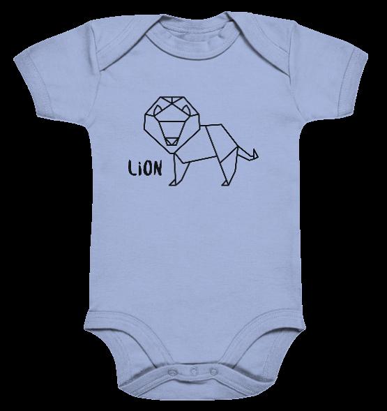 Lion – Baby Body Strampler