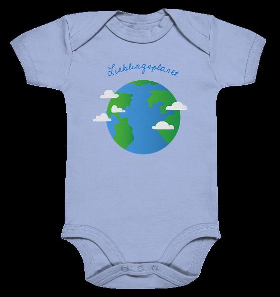 Lieblingsplanet – Baby Body Strampler