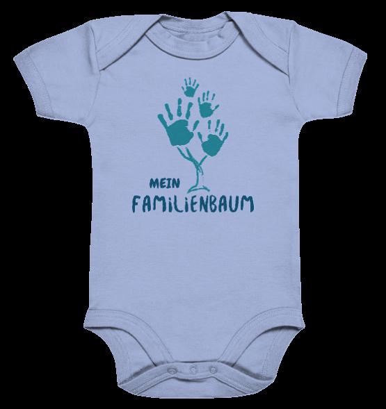 Mein Familienbaum – Baby Body Strampler