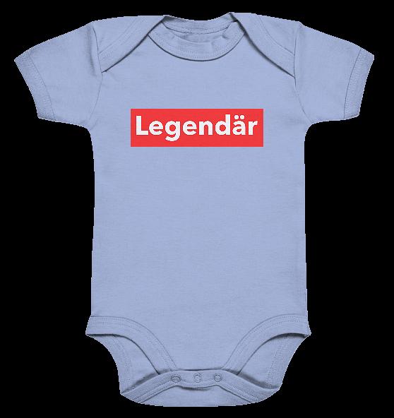 Legendär – Baby Body Strampler