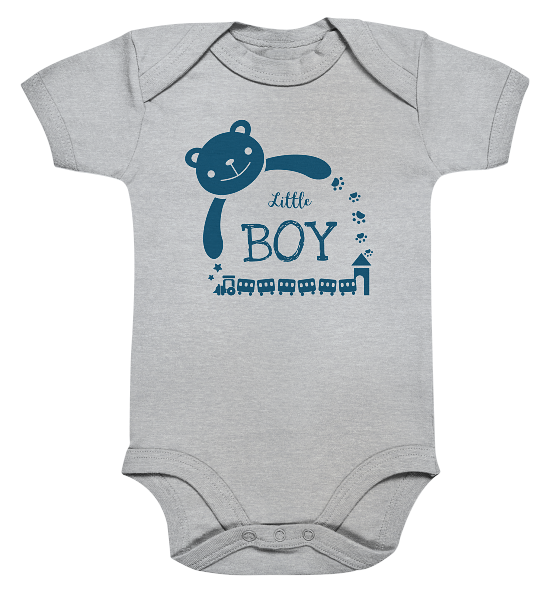 Little Boy – Baby Body Strampler
