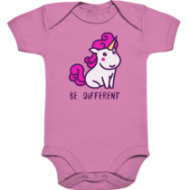 Be different – Baby Body Strampler