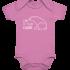 Lars der kleine Eisbär – Baby Body Strampler