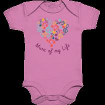 Music of my life – Baby Body Strampler