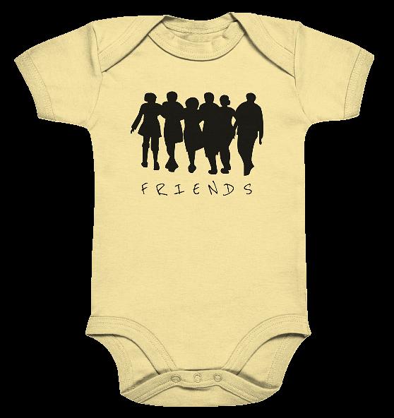 Friends – Baby Body Strampler