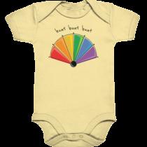bunt bunt bunt – Baby Body Strampler
