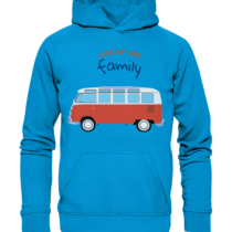 Love my big family - Kinder Hoodie