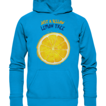 Just a Yellow lemon tree – Kinder Hoodie