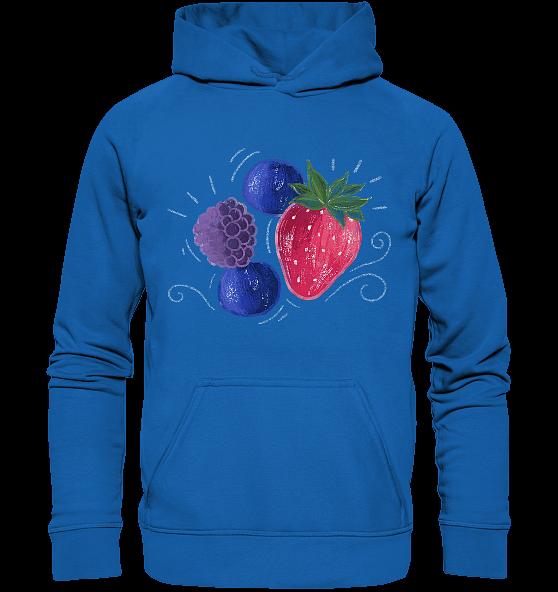 Beeren – Kinder Hoodie