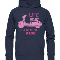 Life is a beautiful ride - Kinder Hoodie