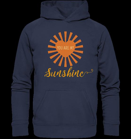You are my sunshine – Kinder Hoodie