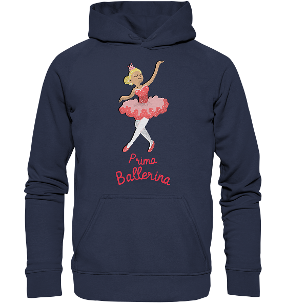Prima Ballerina – Kinder Hoodie