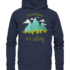 Mountains are calling – Kinder Hoodie