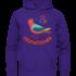 Vogel Gezwitcher – Kinder Hoodie