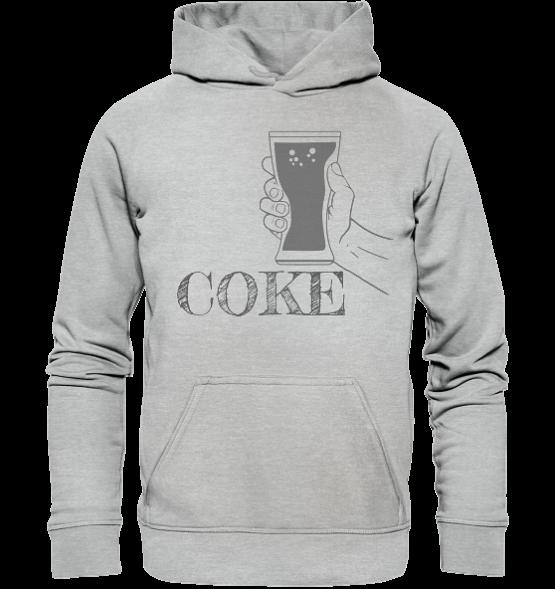 Coke– Kinder Hoodie