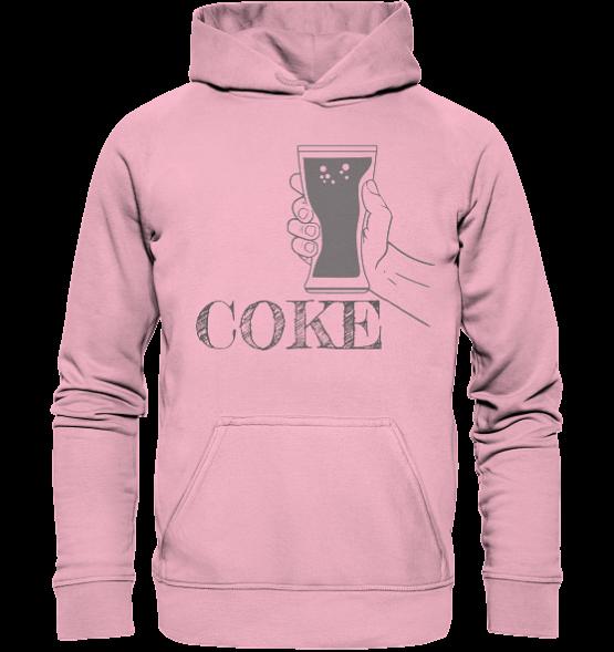 Coke – Kinder Hoodie