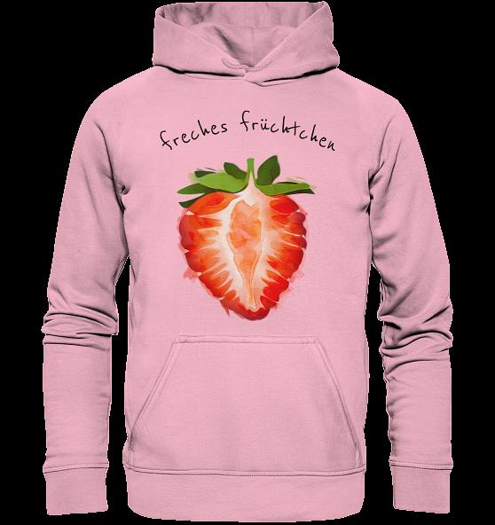 Freches früchtchen – Kinder Hoodie