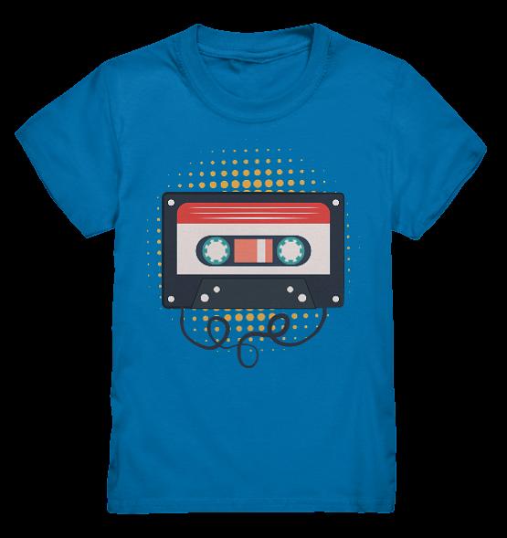 Kassette - Kinder T-Shirt