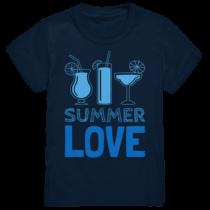 Summer love - Kinder T-Shirt