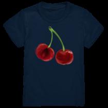 Kirschen- Kinder T-Shirt