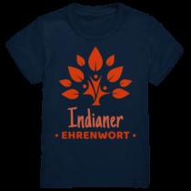 Indianer Ehrenwort – Kinder T-Shirt