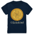 Glückskind - Kinder T-Shirt