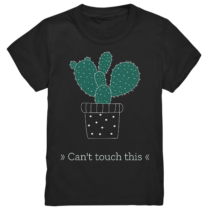 Cant touch this - Kinder T-Shirt