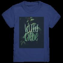 Wald Liebe - Kinder T-Shirt