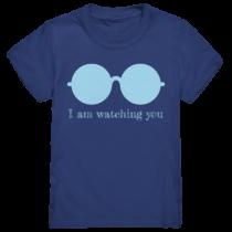 I am watching you – Kinder T-Shirt