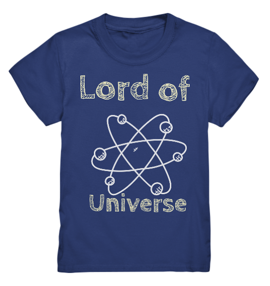 Lord of universe - Kinder T-Shirt