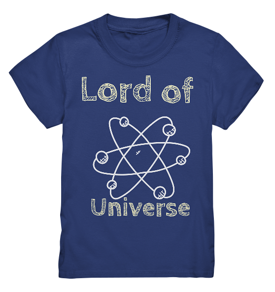 Lord of universe – Kinder T-Shirt