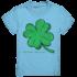 Because im Lucky - Kinder T-Shirt