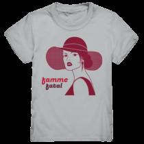 Famme fatal – Kinder T-Shirt