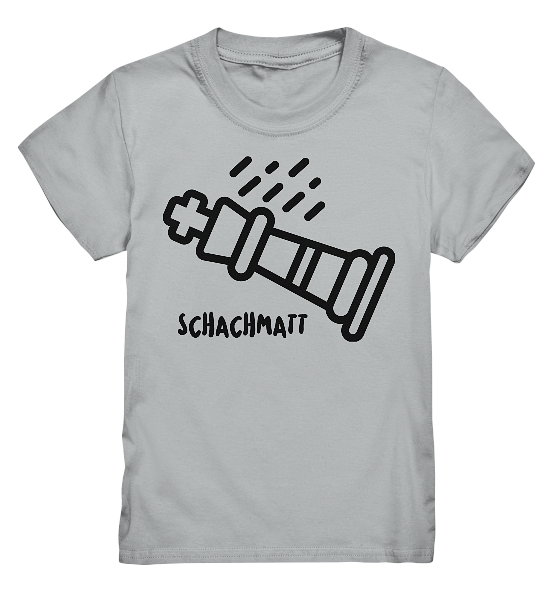 Schachmatt – Kinder T-Shirt