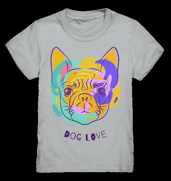 Dog Love – Kinder T-Shirt