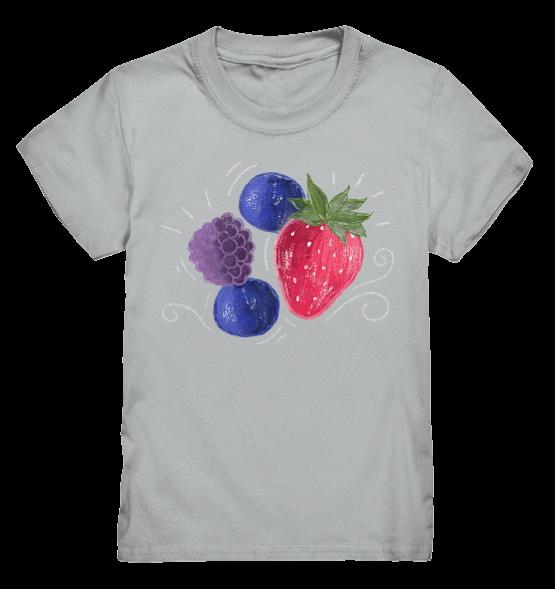 Beeren – Kinder T-Shirt