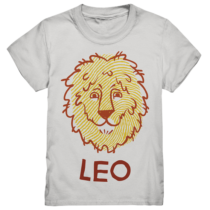 Leo - Kinder T-Shirt