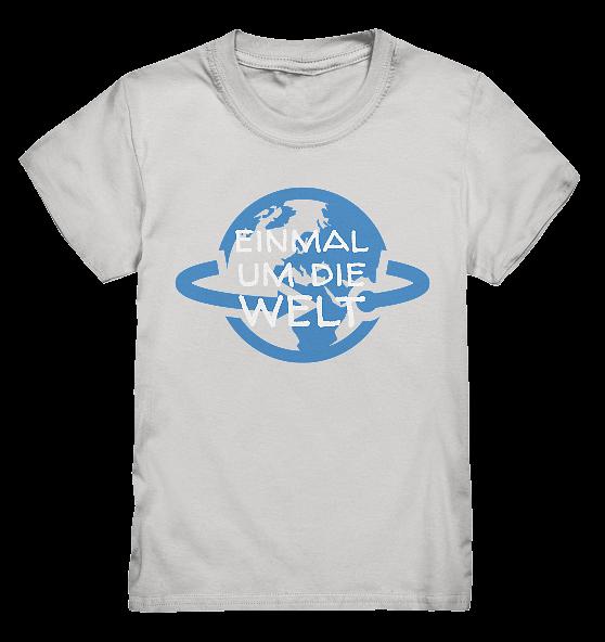 Einmal um die Welt – Kinder T-Shirt