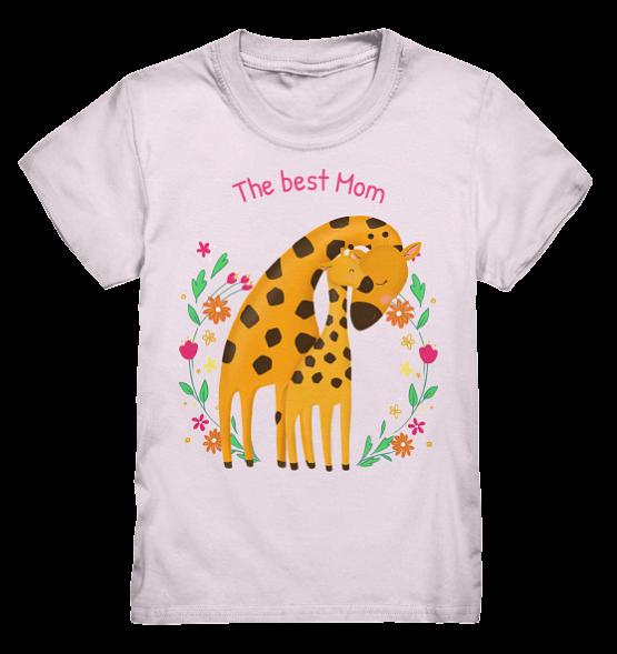 Best Mom – Kinder T-Shirt