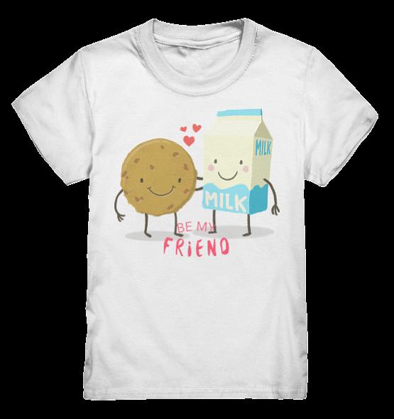 Be my friend - Kinder T-Shirt
