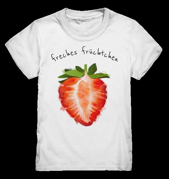 Freches Früchtchen– Kinder T-Shirt