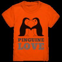 Pinguine- Kinder T-Shirt