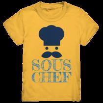Sous chef - Kinder T-Shirt